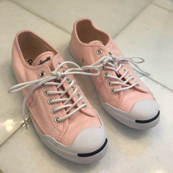 1149865aa0d3 Light pink Jack Purcell shoes